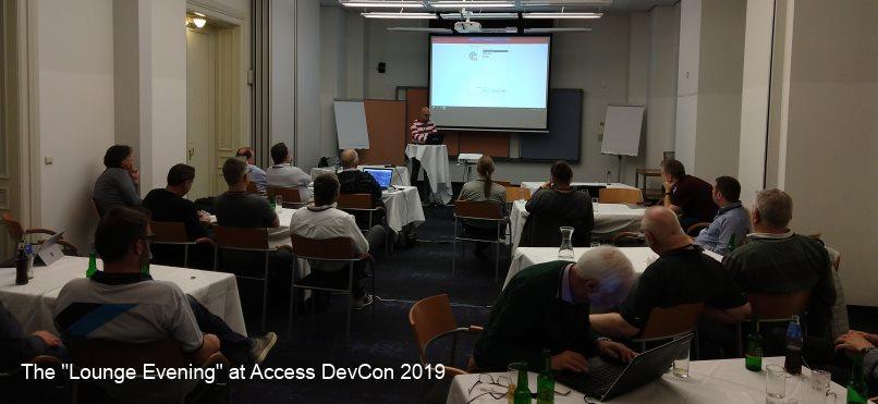 Access developer conferences around the world - Codekabinett