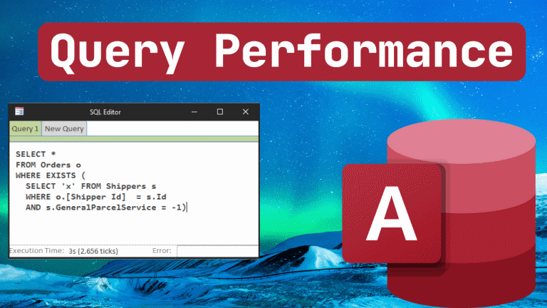 Article header image - Query Performance Tuning